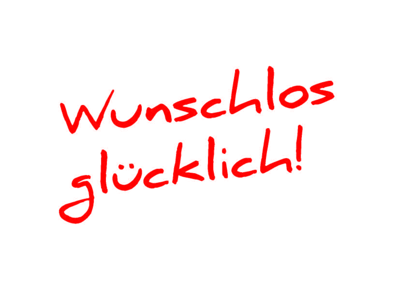 Wunsch-Los